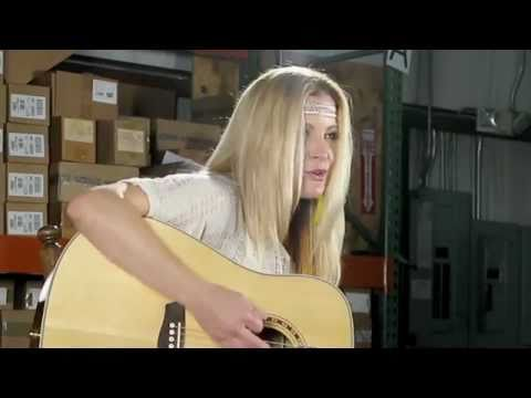 Madonna Nash - Live At The Warehouse: female country singer songwriter w/ acoustic guitar