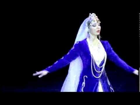 Узбекский национальный классический танец Муножат