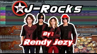 J-Rocks - Juwita Hati (Cover FL Studio) By Rendy Jezy