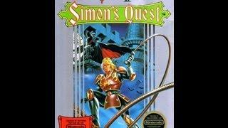 Castlevania II: Simon's Quest Video Walkthrough