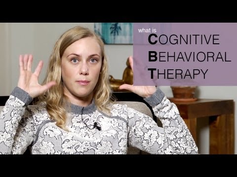 What is Cognitive Behavioral Therapy (CBT) Mental Health Videos with Kati Morton