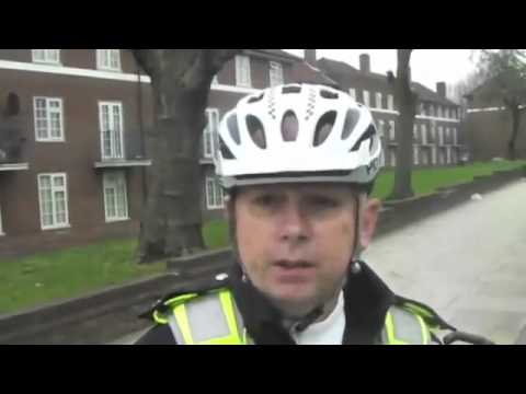 Bicycle Cop Frustrated By Law