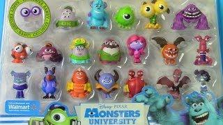 Disney Pixar Monsters University Monster Minis