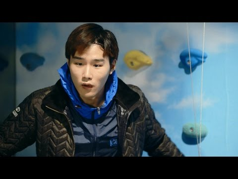 승부욕 돋는 노스페이스 영상.avi (The North Face 'Never Stop Exploring' Video)