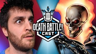 Ghost Rider VS Lobo Sneak Peek | DEATH BATTLE Cast #139