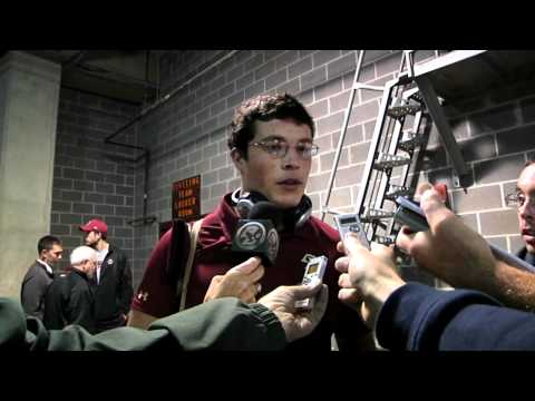 10-22-2011 Boston College at Virginia Tech: Post Game Interviews