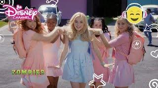 "Z-O-M-B-I-E-S | MUSIKVIDEO ""My Year"" - Disney Channel Sverige"