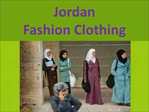 Jordan Fashion, Clothing Brands and Designers