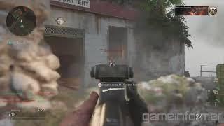 OMG WORLDS FIRST NUKE COD: WW2 Multiplayer Gameplay