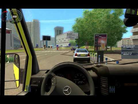City Car Driving 1.2.5 Mercedes-Benz Sprinter 324 G27