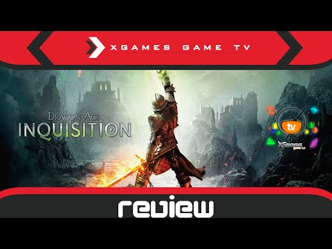 Обзор Dragon Age Inquisition (Review)