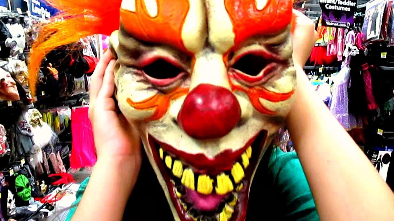Scariest Halloween Costumes