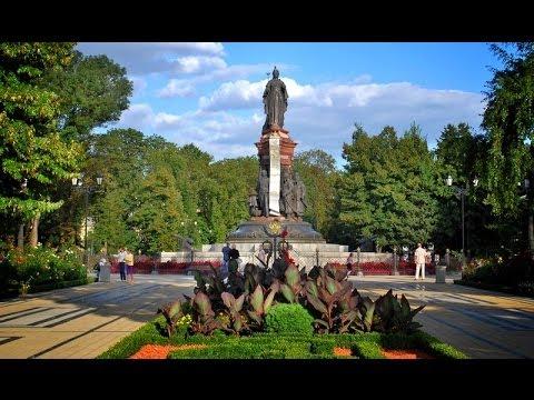 Памятники Краснодара. Monuments of Krasnodar