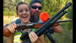 Short Vs Long Barrel Skeet Shooting