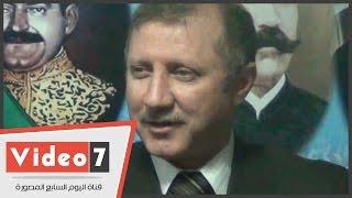 """بالفيديو..مرشح سفير النوايا الحسنه للشئون الاقتصادية بالامم المتحدة:""""اقتصاد مصر فى تتطور واضح"""""""