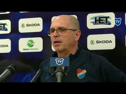 MOL Cup: Bohumil Páník hodnotí utkání s Mladou Boleslaví