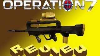 Operation 7-GamePlay Famas