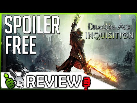 Dragon Age Inquisition 150+ Hours REVIEW! (No Spoilers)