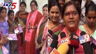 సూర్యాపేట నియోజకవర్గంలో దూసుకుపోతున్న టీఆర్ఎస్...! | TRS Election Campaign In Suryapet | TV5