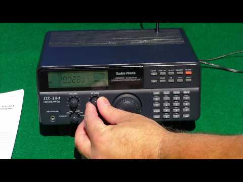 Radio Shack DX-394