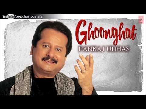 Chand Ke Baad Sitaaron Ki Ghazal - Pankaj Udhas Ghazals Ghoonghat...
