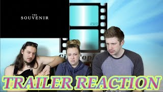 The Souvenir Trailer Reaction #A24 #trailerreaction #love