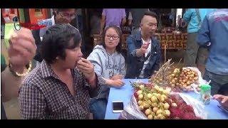 Thailand Travel Part 6: Hmoob Ncig Teb Chaw Thaib, Chiang Rai, White Temple