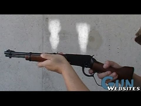 Riding the Mare's Leg; Lever Action Pistol