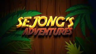 Watch a Baby Dinosaur Toy Hatch!  - Sejong's Adventure #4