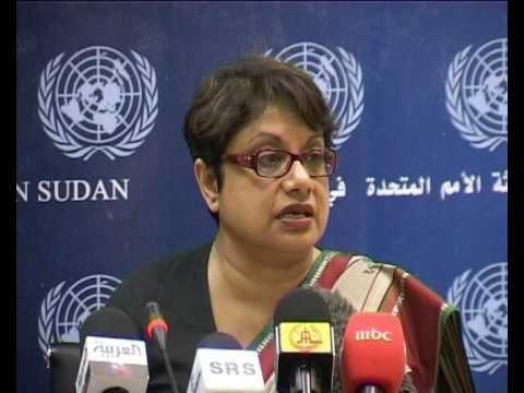MaximsNewsNetwork: SUDAN CHILDREN IN ARMED CONFLICT: UN REP. RADHIKA COOMARASWAMY