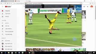 đá fifa online3 trận thăng hạng