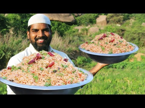 Tomato Rice Recipe | Simple and Easy Tomato Rice for kids | Nawabs kitchen