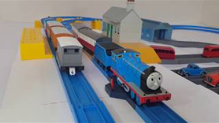 TOMY Time For Trouble clip