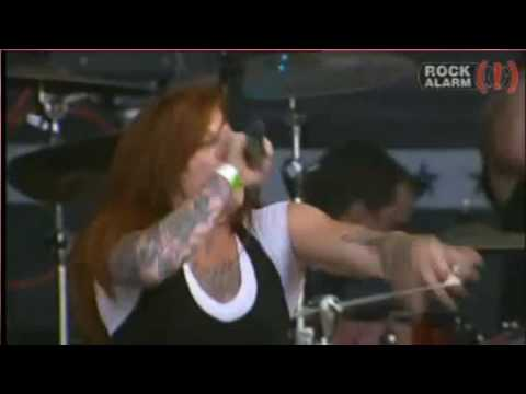 WALLS OF JERICHO - The American Dream (Wacken 2009 live)