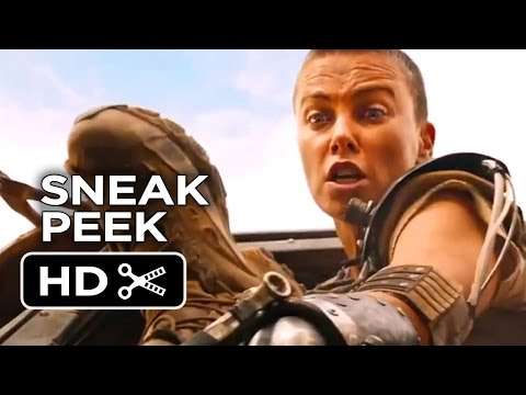 Mad Max: Fury Road SNEAK PEEK - War (2015) - Charlize Theron, Tom Hardy Movie HD