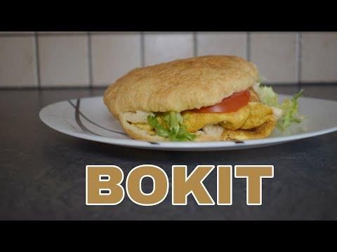 COMMENT FAIRE DES BOKITS ANTILLAIS ( prezk facile ) recette Guadeloupe