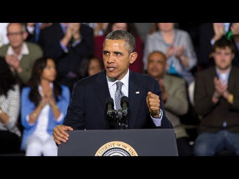 President Obama Speaks on Reducing Gun Violence