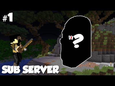 Саб Сервер #1 - АФК Рыбалка - ИМБА! УДАЛИТЕ ЕЁ ИЗ ИГРЫ! Выживание в майнкрафт