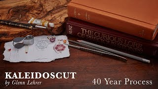 Glenn Lehrer - KaleidosCut: The 40 Year Process