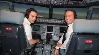 THY Pilotları Böyle Eğitiliyor
