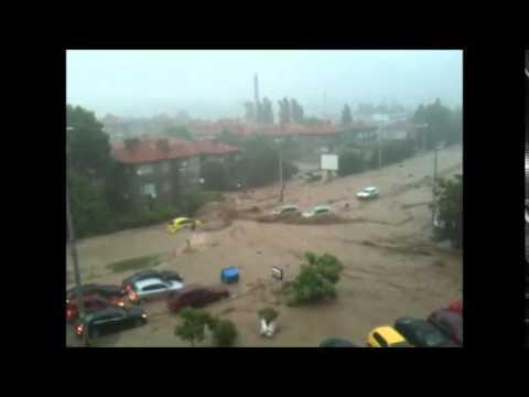 Варна Аспарухово ПОТОП 19.06.2014 Пълна версия