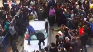 بالتيمور.. تظاهرات واعتقالات