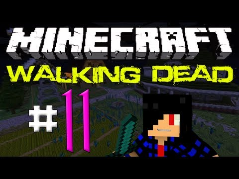 Minecraft: The Walking Dead Survival! Episode 11 - ZEXY JOURNAL OF MANLINESS!