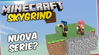 Minecraft ITA - La Nostra Isoletta! - SkyGrind - Ep 1?