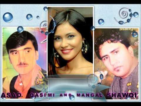 Asad Qasimi And Mangal Shawqi Parde Awall 2014 Mast