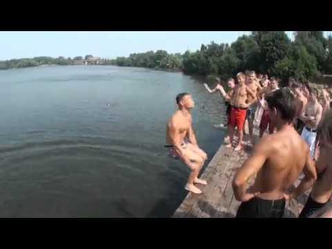 Śmieszny filmik - JaramSie pl CZADOWE skoki do wody