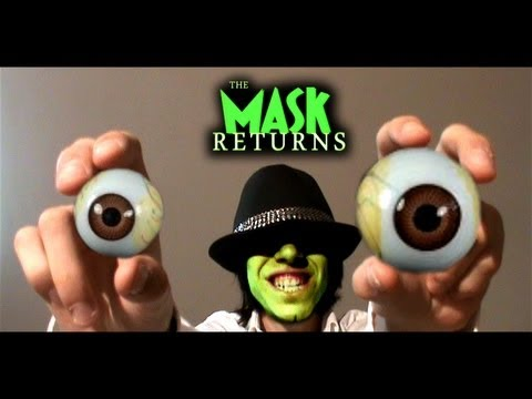 The Mask Returns (2014) Official Trailer - A Film By Michael Nicle video