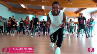 Shawn Mendes - Treat You Better (Ashworth Remix) Salsation® Choreography