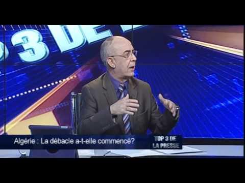 Algérie   La Débâcle a t elle commencé ?