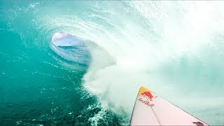 Surfing & Snorkeling The Worlds '' DEADLIEST '' Wave PIPELINE